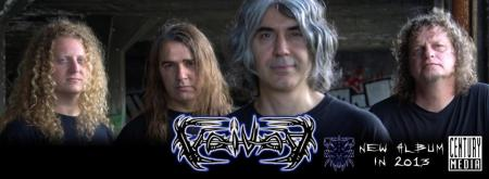 Voivod - group promo banner - 2012 - #1