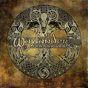 Waylander - Kindred Spirits - promo cover pic!