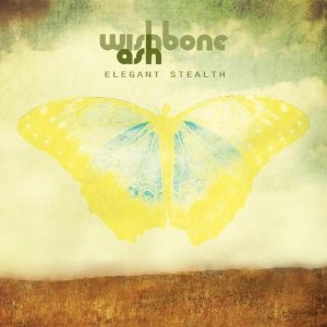 Wishbone Ash - Elegant Stealth - promo cover pic