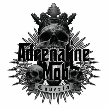 Adrenaline Mob - Coverta - promo cover pic!