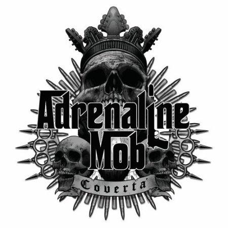Adrenaline Mob - Coverta - promo cover pic!