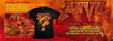 Anvil - Hope In Hell - promo  bundle banner - 2013