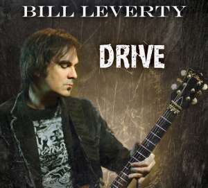 Bill Leverty - Drive - promo cover pic!