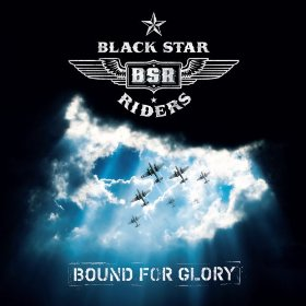 Black Star Riders - Bound For Glory - Single Cover Pic