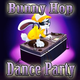 Bunny Hop - Dance Party - cover promo