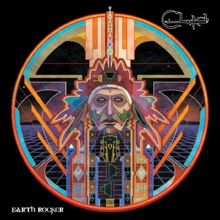 Clutch - Earth Rocker - promo cover pic - 2013