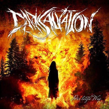 Dark Salvation - der letzte weg - promo cover pic