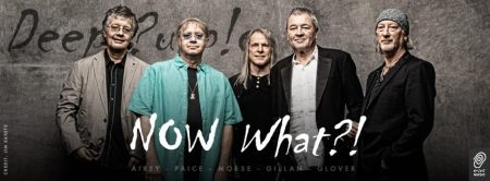 Deep Purple - Now What ?! - promo banner - group - 2013