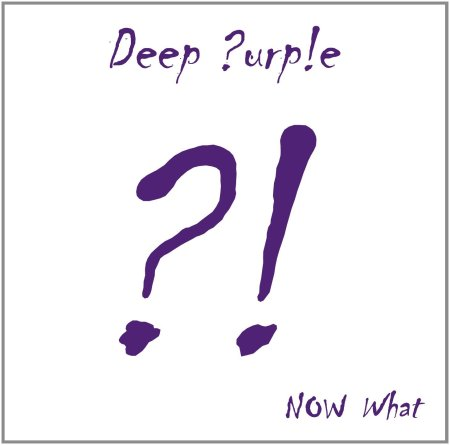 Deep Purple - Now What ?! - promo cover pic