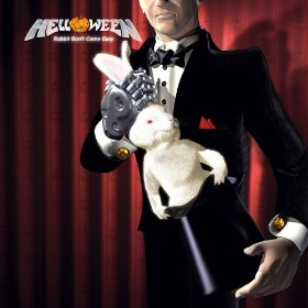 Helloween - Rabbit Don't Come Easy - promo cover pic