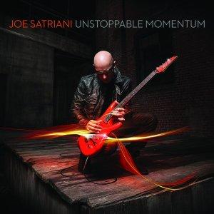 Joe Satriani - Unstoppable Momentum - promo cover pic!