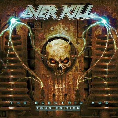 Overkill - The Electric Age - Tour Edition - cover promo