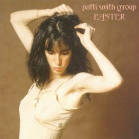 Patti Smith Group - Easter - cover promo pic!