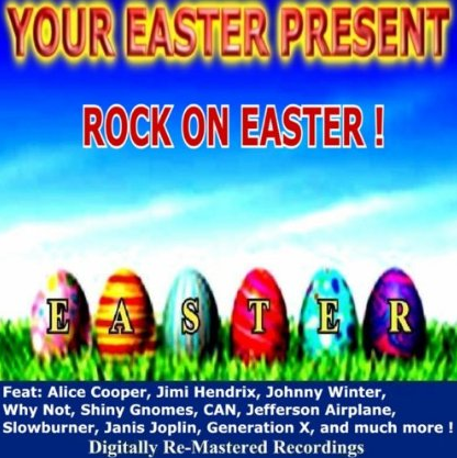 Rock On Easter - cover promo pic