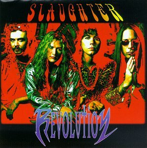 Slaughter - Revolution - promo cover pic - #2