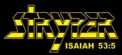 Stryper - Band Logo - 2013 - Yellow & Black