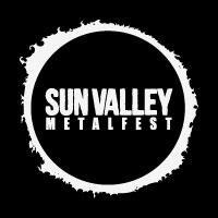 Sun Valley Metal Fest - Logo - black & white