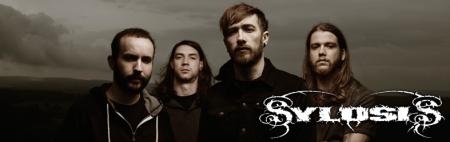 Sylosis - promo banner - band - logo - 2013