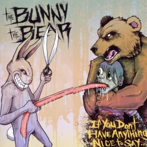 The Bunny The Bear - cover promo pic