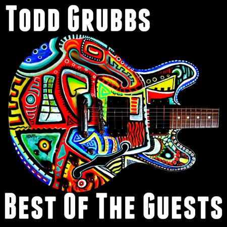 todd grubbs best of the guests - promo cover