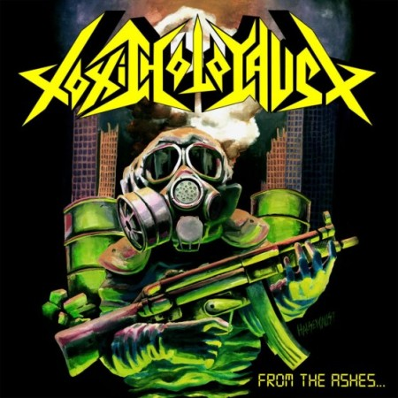 Toxic Holocaust - From The Ashes - promo cover pic