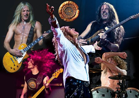 Whitesnake - Collage - promo - 2013