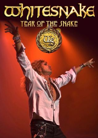 Whitesnake - Year Of The Snake - promo poster pic - 2013