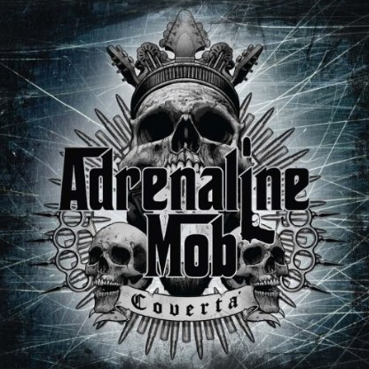 Adrenaline Mob - Coverta - promo cover pic - 2013 - large