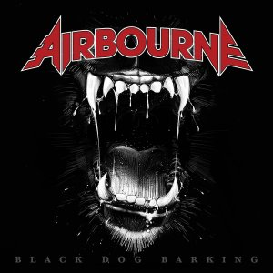 Airbourne - Black Dog Barking - promo cover pic