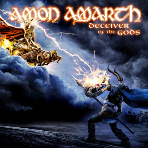Amon Amarth - Deceiver Of The Gods - promo cover pic!
