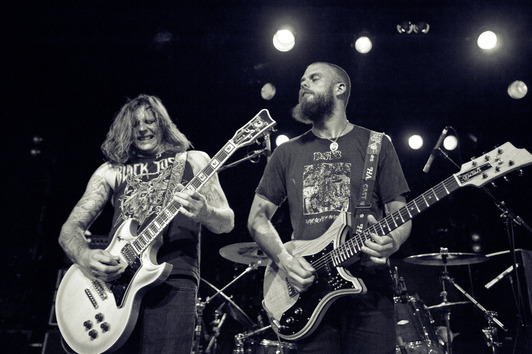 Baroness - live pic - credit - jimmy hubbard - 20132