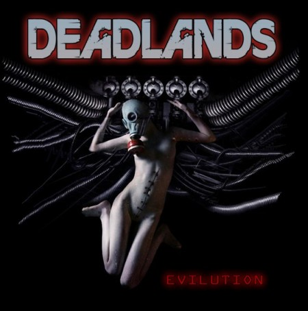 Deadlands - Evilution - promo cover pic