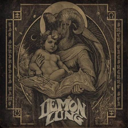 Demon Lung - The Hundredth Name - promo cover pic