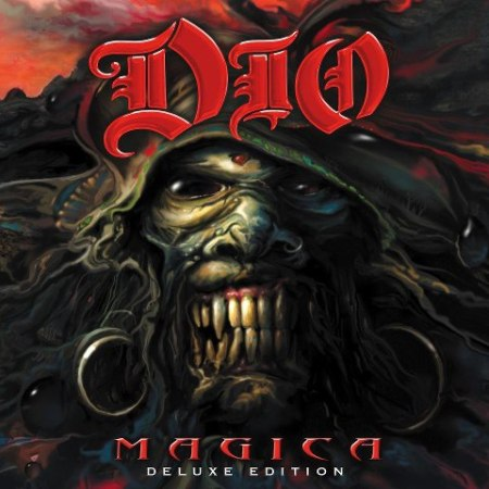 DIO - Magica - Deluxe Edition - promo cover pic