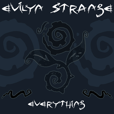 Evilyn Strange_Everything - promo cover