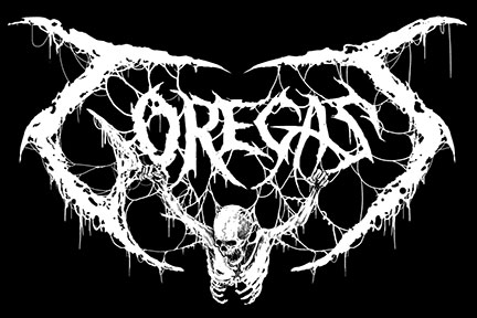 Goregast - large new logo - B&W - 2013