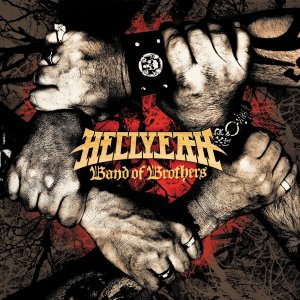 HELLYEAH - Band Of Brothers - promo cover pic