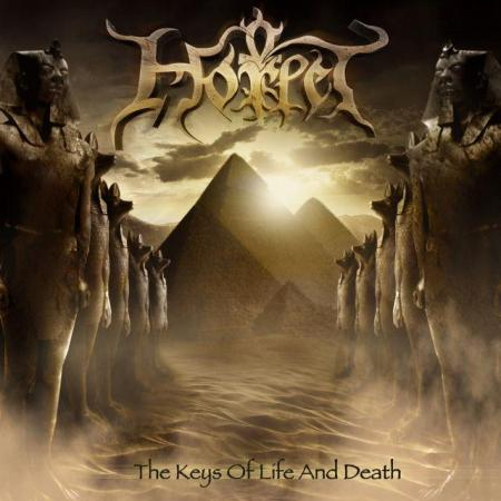 Horlet - The Keys Of Life And Death - promo cover