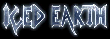 Iced Earth - large classic logo - #5