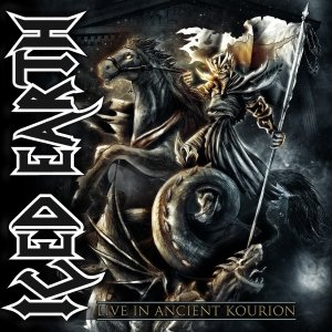 Iced Earth - Live In Ancient Kourion - promo cover