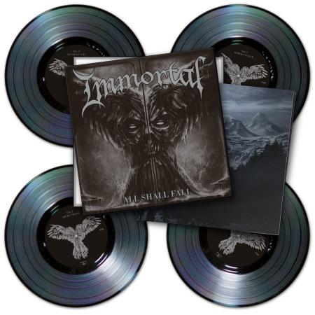 Immortal - All Shall Fail - Vinyl Box Set - promo pic