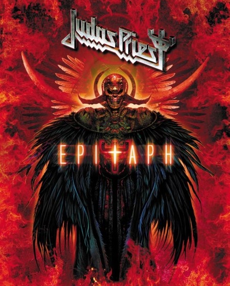 Judas Priest - Epitaph - DVD cover promo pic