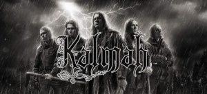 Kalmah - Group - Logo - promo banner - 2013