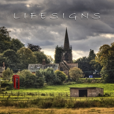 Lifesigns - promo cover pic - debut album