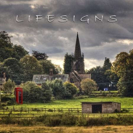 Lifesigns - promo cover pic - debut album