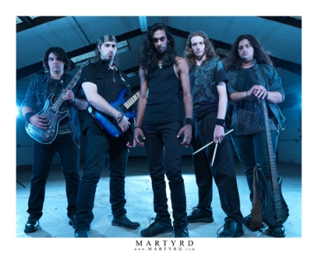 Martyrd - Group Promo Pic - 2013 - #1