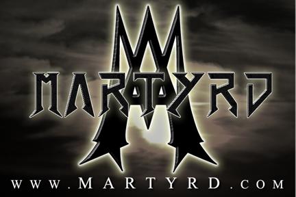 Martyrd - Logo Block - promo