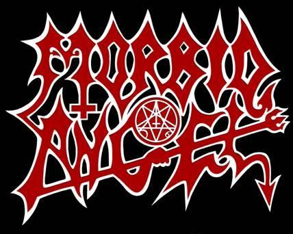 Morbid Angel - Large Classic Logo