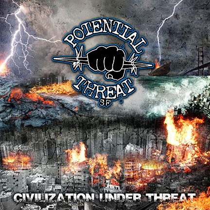 Potential Threat SF - promo cover pic