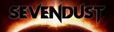 Sevendust - Promo Banner - Black Out The Sun